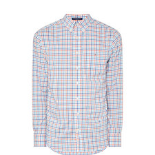 Broadcloth Pinstripe Shirt