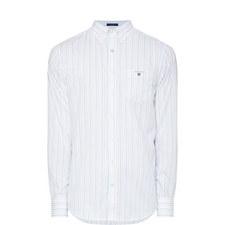 Broadcloth Striped Shirt