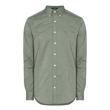 Heather Oxford Shirt, ${color}
