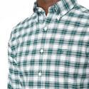 Heather Oxford Plaid Shirt, ${color}