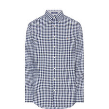 Tech Prep Plaid Oxford Shirt