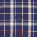 Tech Prep Chambray Check Shirt , ${color}