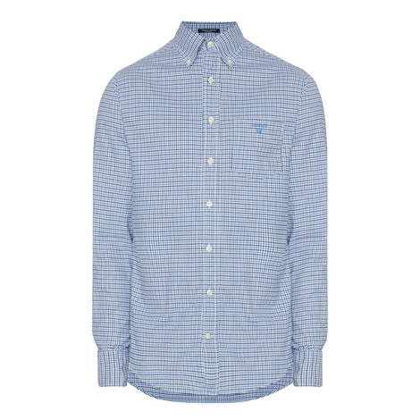 Comfort Oxford Shirt, ${color}