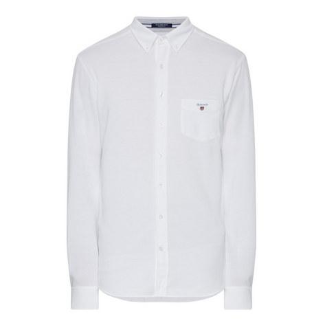 Tech Prep Piqué shirt, ${color}