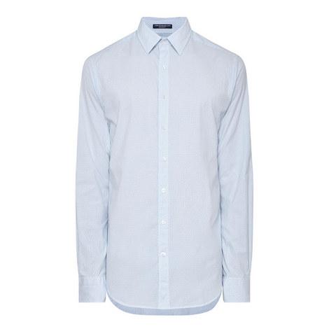 Broadcloth Dobby Shirt, ${color}