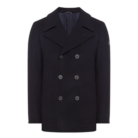 The Riverside Pea Coat, ${color}