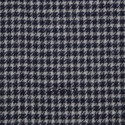 Houndstooth Patterned Wool Scarf, ${color}