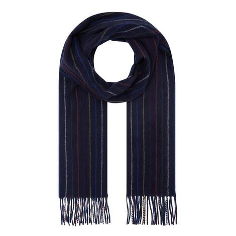 Multi Stripe Scarf, ${color}