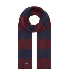 Barstripe Wool Scarf