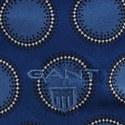 Dot Circle Print Swim Shorts, ${color}