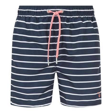 Breton Stripe Swim Shorts, ${color}