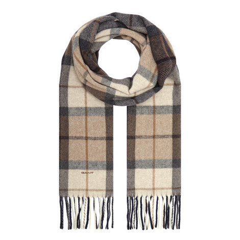 Lambswool Check Scarf, ${color}