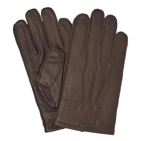Classic Leather Gloves, ${color}