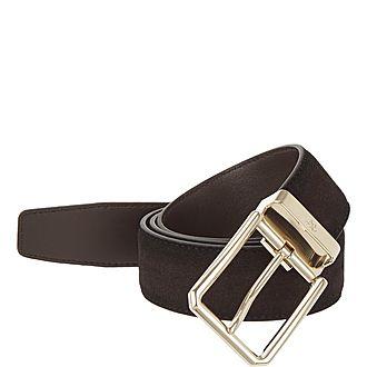 Suede Belt