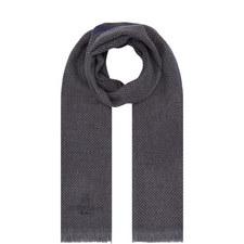 Herringbone Wool Scarf Small