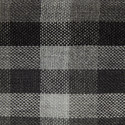 Checked Merino Wool Scarf, ${color}