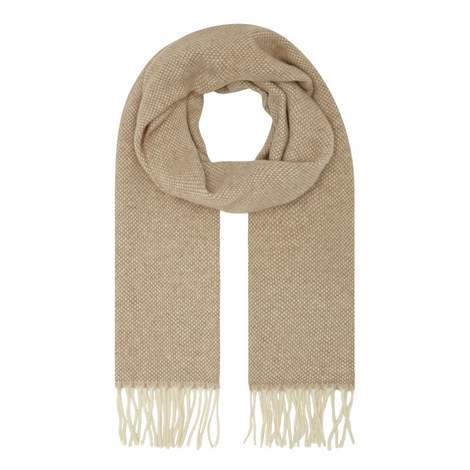 Wool Cashmere Scarf, ${color}