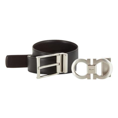 Hickory Reversible Belt, ${color}