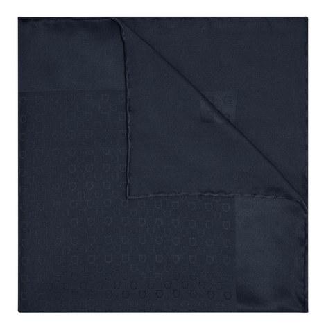 Gancio Pattern Pocket Square, ${color}