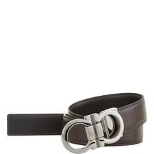 Hickory Leather Belt