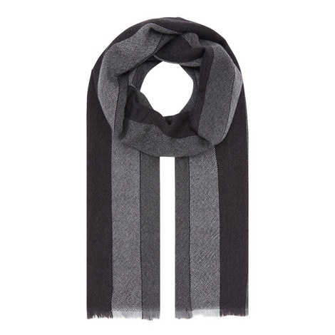 Stripe Wool Scarf , ${color}