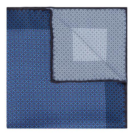 Geometric Pattern Pocket Square, ${color}