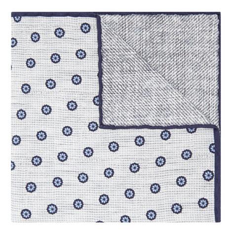 Floral Pattern Pocket Square, ${color}