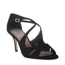 Blossom Heeled Sandals