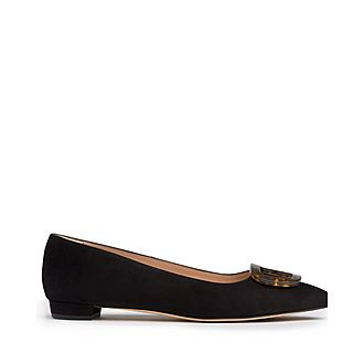 Janice Pointed Flats