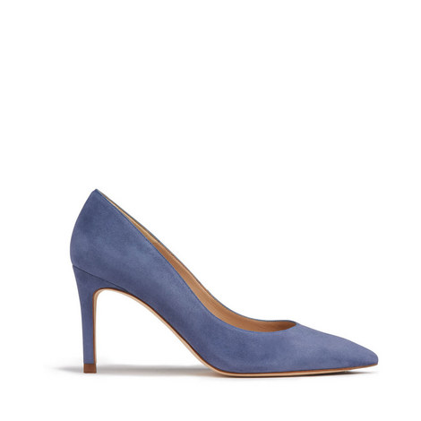 Floret Pointed Toe Courts, ${color}