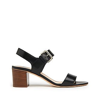 Pelham Block Heel Sandals