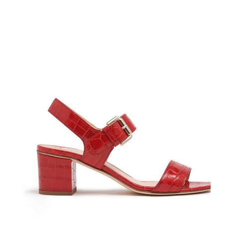 Pelham Block Heel Sandals, ${color}