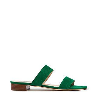 Eveleen Mock Croc Sandals