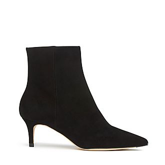 Tamara Suede Ankle Boots