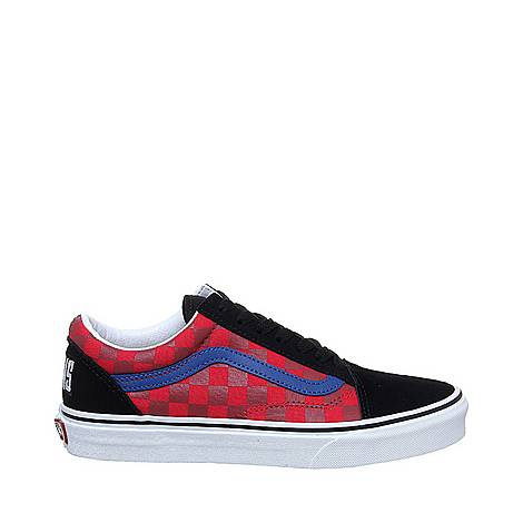 Old Skool Off The Wall Rally Trainers, ${color}