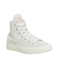 All Star High Top Pearl Trainers