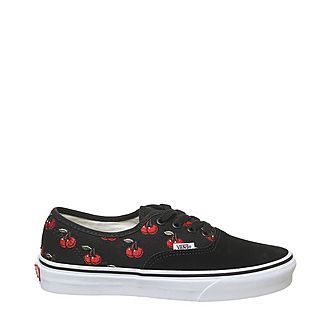 Authentic Cherry Trainers
