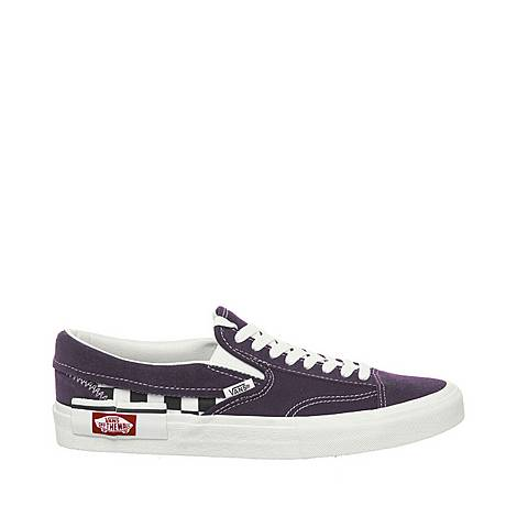 Slip On Cap Trainers, ${color}