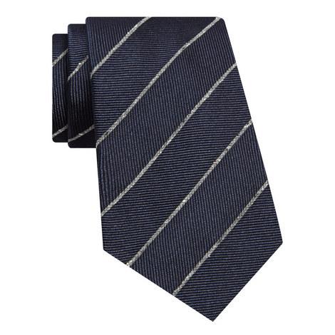 Fine Stripe Tie, ${color}