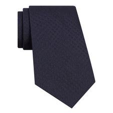 Woven Dot Pattern Silk Tie