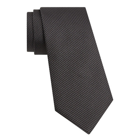 Woven Dot Pattern Tie, ${color}