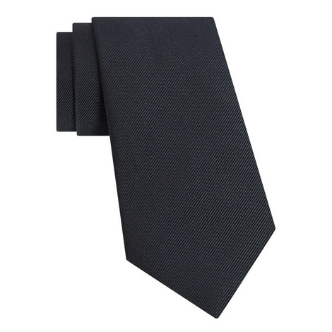 Stripe Textured Tie, ${color}