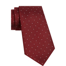 Textured Dot Pattern Tie