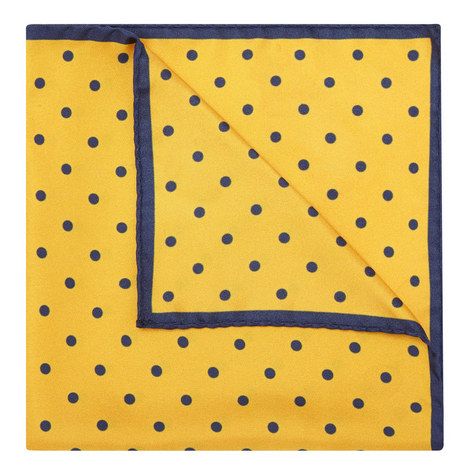 Polka Dot Pocket Square, ${color}