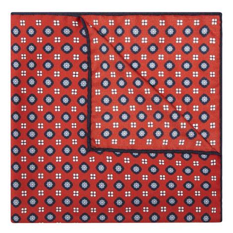 Modern Pattern Pocket Square, ${color}