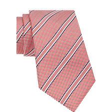 Micro-Stripe Tie