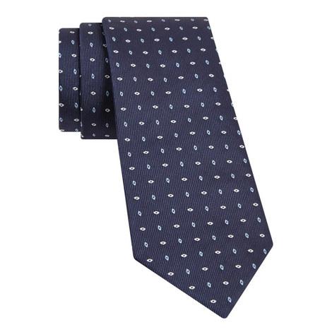 Woven Diamond Tie, ${color}