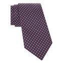 Circle Pattern Tie , ${color}