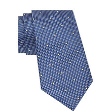 Spotted Woven Tie