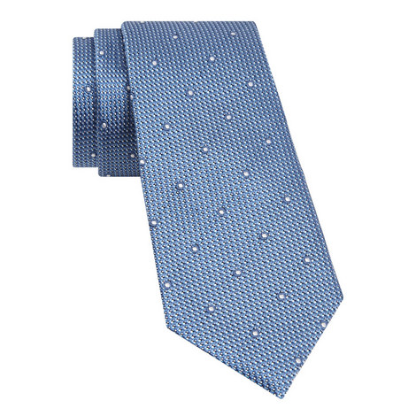 Spot Pattern Tie, ${color}